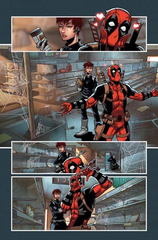 Deadpool the Duck 1 Preview 1