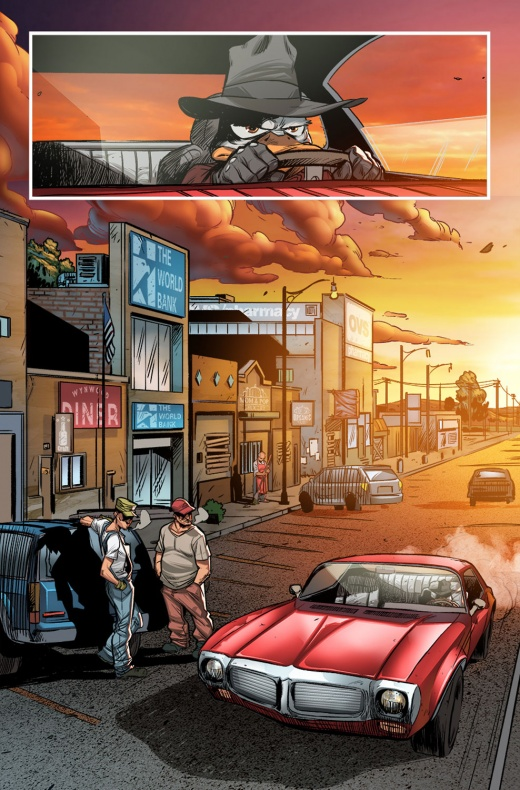 Deadpool the Duck 1 Preview 2