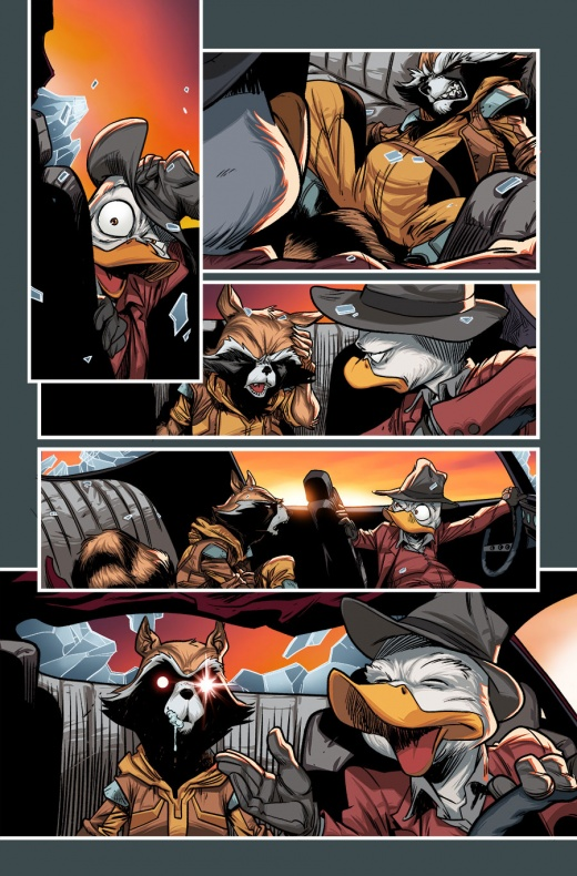 Deadpool the Duck 1 Preview 3