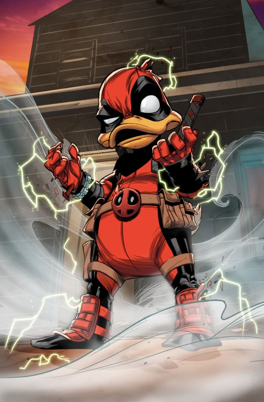 Deadpool the Duck 1 Preview 4