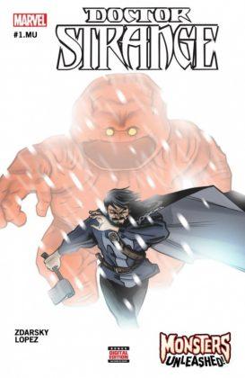 Doctor Strange 1.MU Cover
