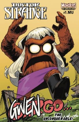Doctor Strange 1.MU Kesinger Gwensters Unleashed