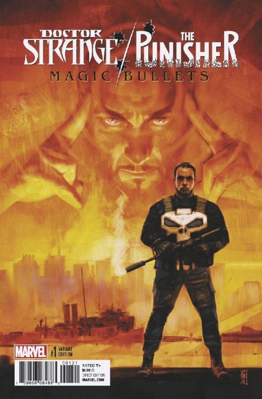 'Doctor Strange/The Punisher - Magic Bullets'