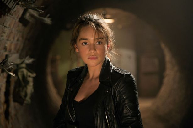 Emilia Clarke - Han Solo (Star Wars spin-off)