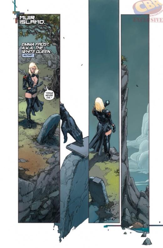 Inhumans Vs X Men 7