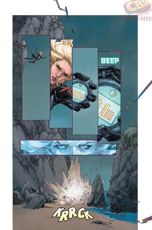 Inhumans Vs X Men 9