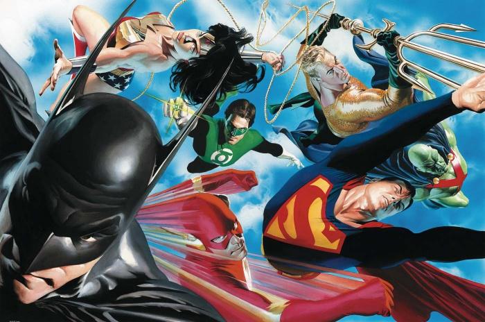 JLA Libertad y Justicia 1