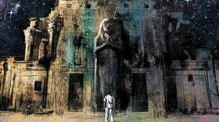 Los dioses de Nuevo Egipto