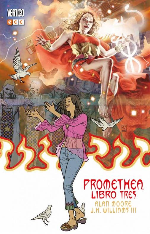 El tercer columen de Prometeha