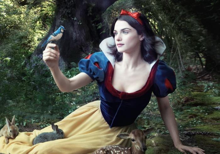 Rachel Weisz como Blancanieves
