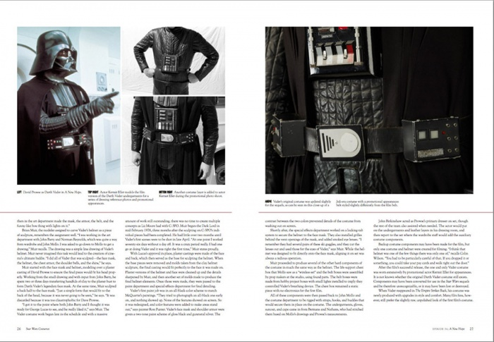 Star Wars: Vestuario (La trilogía original)