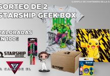 Sorteo StarShip Geek Box