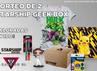 Sorteo StarShip Geek Box