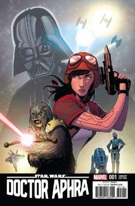 Star Wars Doctor Aphra 1 McKelvie Variant