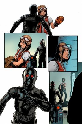 Star Wars Doctor Aphra 1 Preview 1