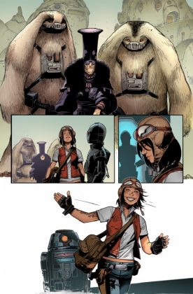 Star Wars Doctor Aphra 1 Preview 2