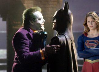 Supergirl - Batman - Joker