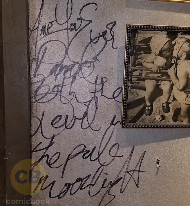 Supergirl set - Moonlight grafiti