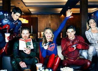 The CW crossover Invasion! - Supergirl, The Flash, Arrow y Legends of Tomorrow