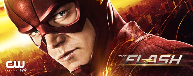 The Flash - temporada 3 - banner