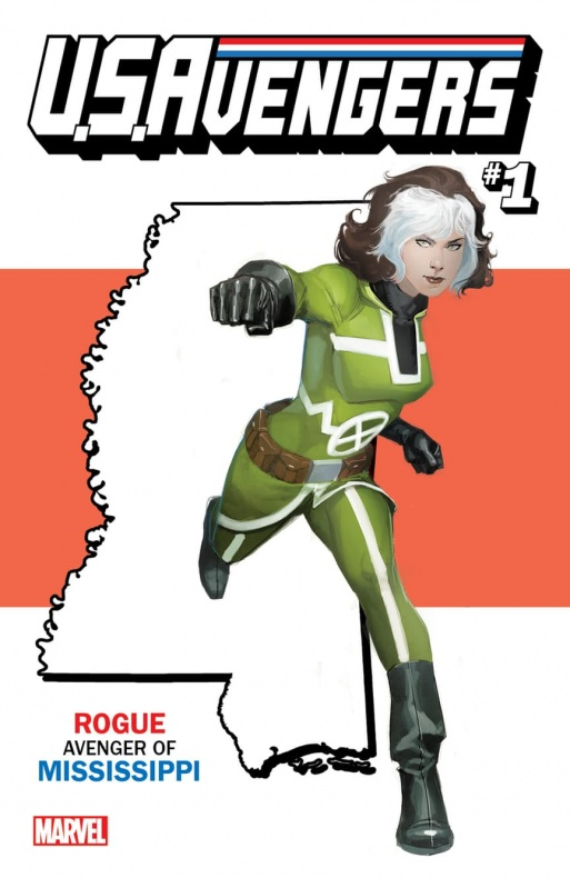 US Avengers Rogue variant