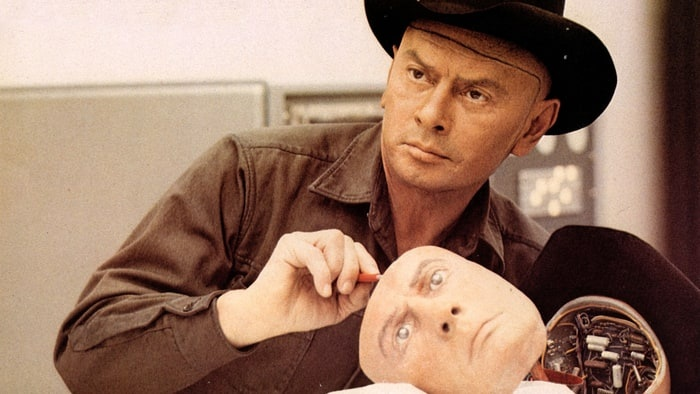 Westworld (película) - Yul Brynner