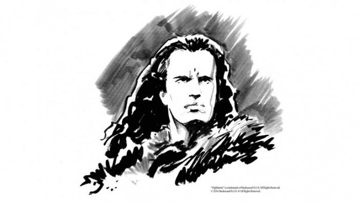 Highlander por Andrea Mutti