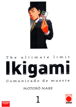 ikigami-1-panini-comics-comunicado-de-muerte-motoro-mase