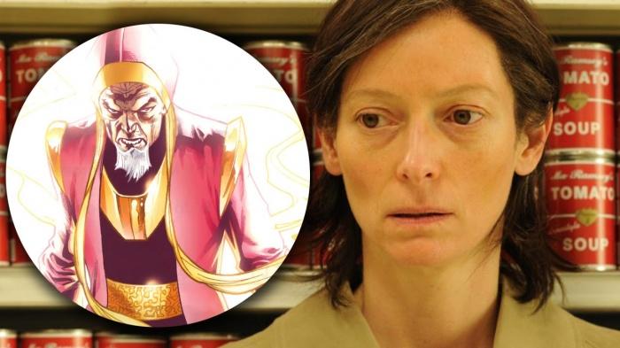 Tilda Swinton en 'Doctor Strange'