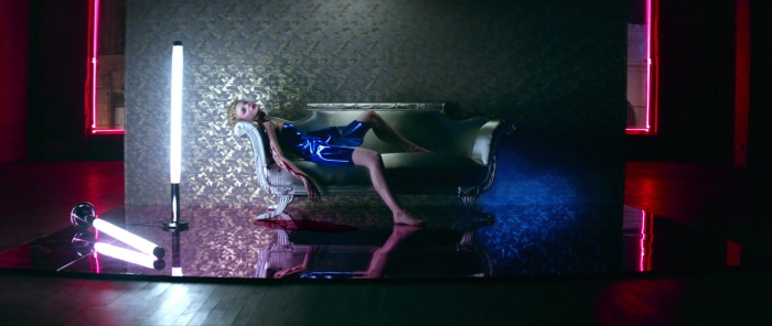 The Neon Demon sofa