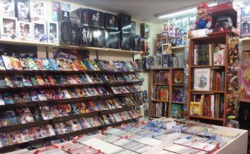 Libreria Legend