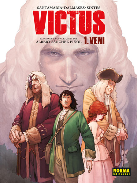 victus-veni-norma-editorial-comic