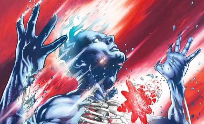 Captain Atom Destacada