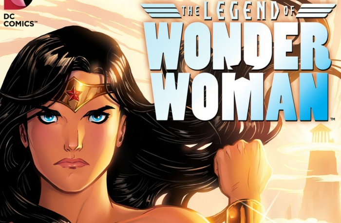 Wonder Woman destacada