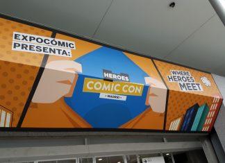 Crónica Expocómic 2016