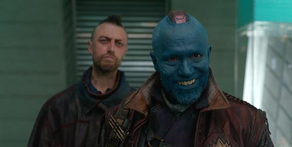 Kraglin Guardianes de la Galaxia 2