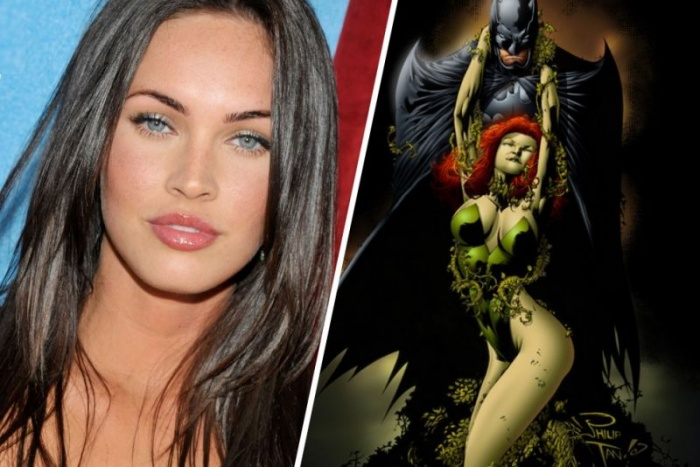 Megan Fox Gotham City Sirens
