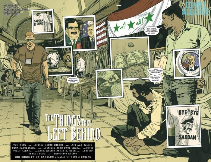 Irak, un país en ruinas
