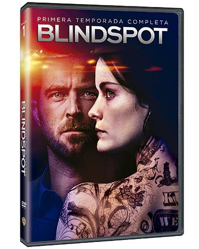 Blindspot - DVD temporada 1