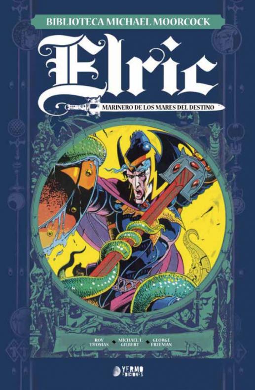 Elric Yermo Ediciones