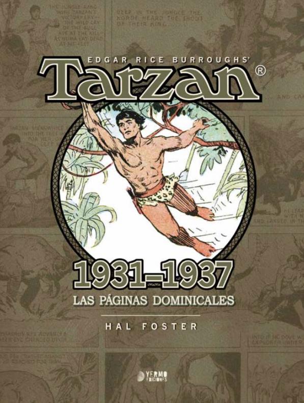 Tarzán Yermo Ediciones