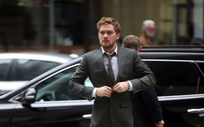 Finn Jones Marvel's The Defenders