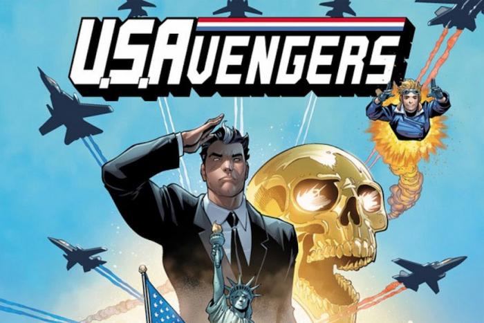 U.S Avengers