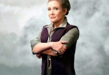 Carrie Fisher Leia