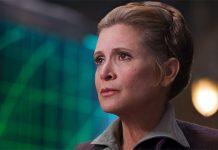 Carrie Fisher Princesa Leia