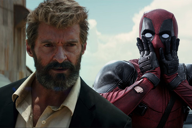 Deadpool - Logan