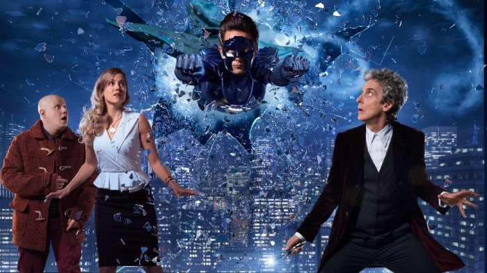 Doctor Who - The return of Doctor Mysterio - destacada