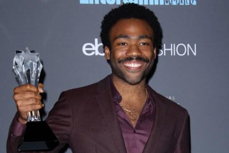 Donald Glover - Critics' Choice Awards