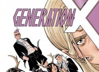 Generation X Portada
