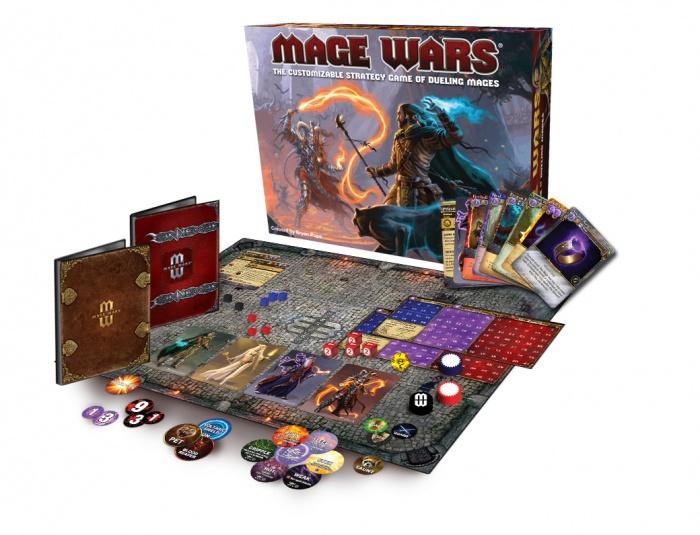 Mage Wars Devir